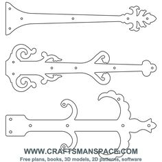 1000+ images about Scrollsaw Patterns on Pinterest