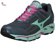 mizuno wave resolute womens chaussure de course a pied chaussures mizuno