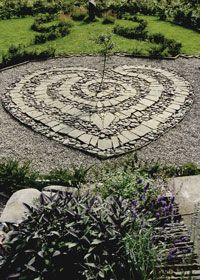 DIY Dried Up Stream Beds 2 Gardens Circles And Nooks