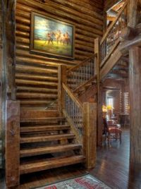 1000+ images about cabin on Pinterest | Log cabins, Rustic ...