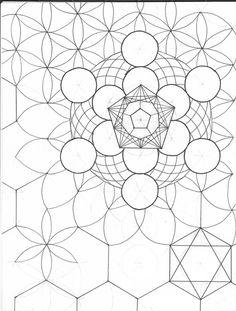Broug Ateliers: Islamic Geometric Design [ Learn : Lesson