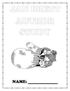 1000+ images about school-authors-Jan Brett on Pinterest