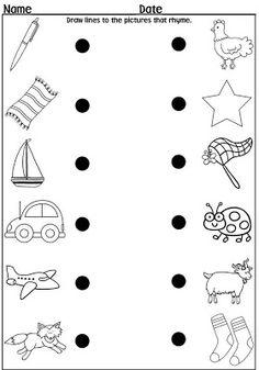 1000+ ideas about Rhyming Kindergarten on Pinterest