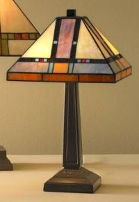 Free Mission Style Lamp Plans