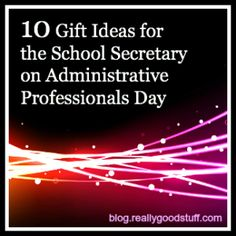 1000 images about School Secretary Appreciation on