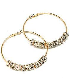 basketball wives gold hoop earrings gold diamond amazon