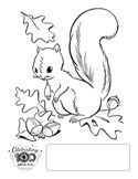 Nicole's Free Coloring Pages: COLOR BY NUMBER * AUTUMN