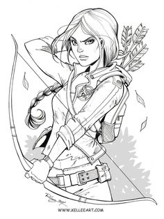 1000+ images about Coloriage HUNGER GAMES on Pinterest