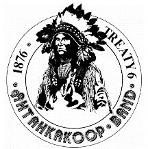 Chickamauga Cherokee tribal flag. These two southern bands