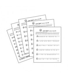 Worksheets and Note on Pinterest