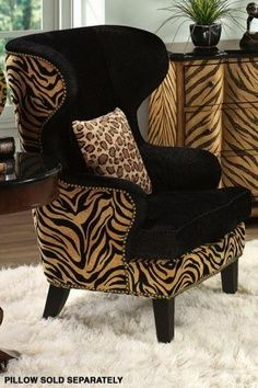 zebra print bean bag chair regalo portable high 1000+ images about african design on pinterest | africans, and furniture