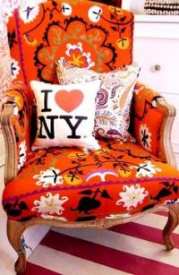 1000+ images about Funky upholstery on Pinterest | Chairs ...