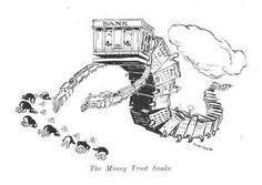 political cartoon of how hoover tried to end the