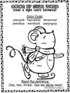 Word sentences, Sight words and Sentences on Pinterest