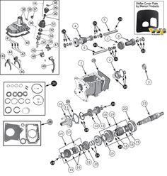 T98 Transmission Diagram, T98, Free Engine Image For User