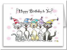 Free Singing Birthday Cards On Pinterest Singing