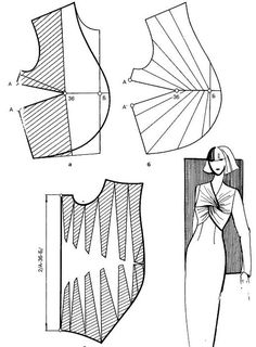 A brief tutorial on making an off-the-shoulder top