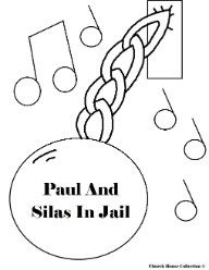 1000+ images about PAUL & SILAS IN PRISON !!! on Pinterest