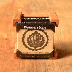 Wonderstone coasters...