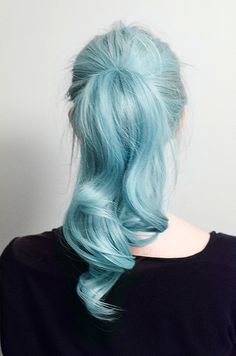 1000 Ideas About Baby Blue Hair On Pinterest Blue Hair