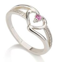 1000+ images about Promise Rings with stones on Pinterest ...