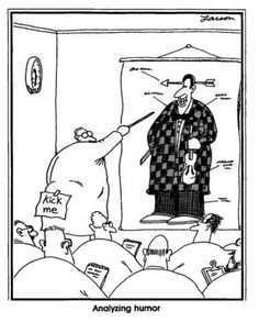 Far side comics, The far side and The dentist on Pinterest