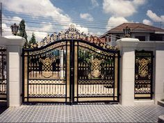 Beautiful Housegate Photo Iron Gates Design Gallery 10 Images