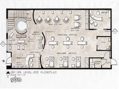1000 images about spa layout on pinterest day spas floor plans and spas