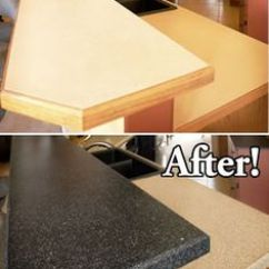 Kitchen Cabinet Refinishing Ct Layout Ideas Slab Granite Countertops: Diy Countertop