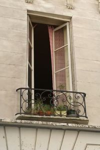 Balustrades and Juliet Balconies on Pinterest | French ...