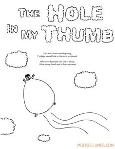 Mooseclumps: A collection of children's poetry from author