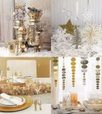 1000+ images about A Golden Christmas on Pinterest   Gold ...