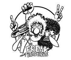 1000+ images about The Fabulous Freak Brothers on