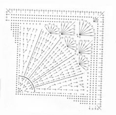 Bavarian crochet, Crochet and Crochet diagram on Pinterest