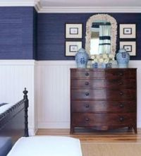 Chair Rail, Wainscoting, Bead Board on Pinterest | White ...