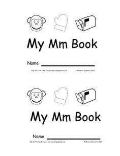 Caitlin's cute mini-book graphics help students learn to
