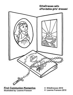 religious printable coloring pages Eucharist
