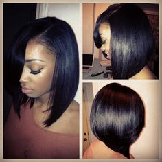 Love Weave Bob Hairstyles? Wanna Give Your Hair A New Look? Weave
