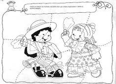 Dibujos de Chile para imprimir, dibujos de Chile para