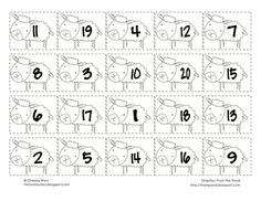 Number activities, Numbers and Draw on Pinterest