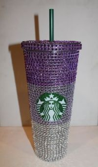 Acrylic Cold Cup with a beautiful floral design and our