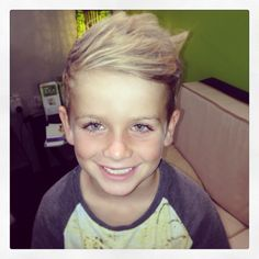 Pretty Little Things Cool Kid Haircuts Kids Cuts Pinterest