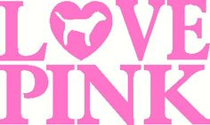 Download PINK by Victoria's Secret dog logo   Fashion Passion ...