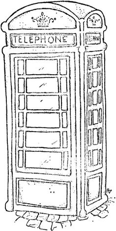 British Telephone Booth Counter Booth Wiring Diagram ~ Odicis