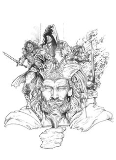 The Lord of The Rings, : Awesome Picture of Legolas in the