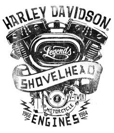 Harley Davidson Motorcycle Shoes, Harley, Free Engine