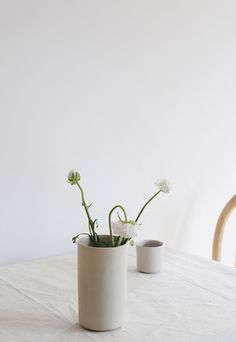 Simple stoneware and