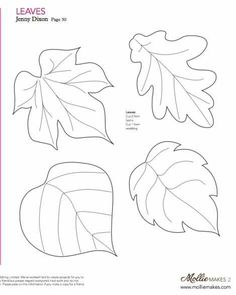 Pear pattern. Use the printable outline for crafts