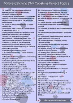 Capstoneprojectideas Com A List Of 100 Capstone