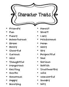 1000+ images about Analyze Character on Pinterest